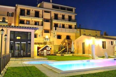 Appartamento Mulino di Brufa fra Assisi e Perugia - Brufa - Wohnung