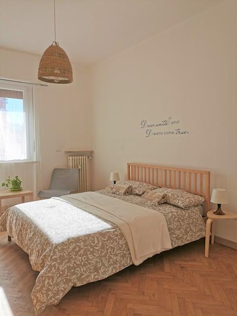 La Casa di Marsi, light and comfort