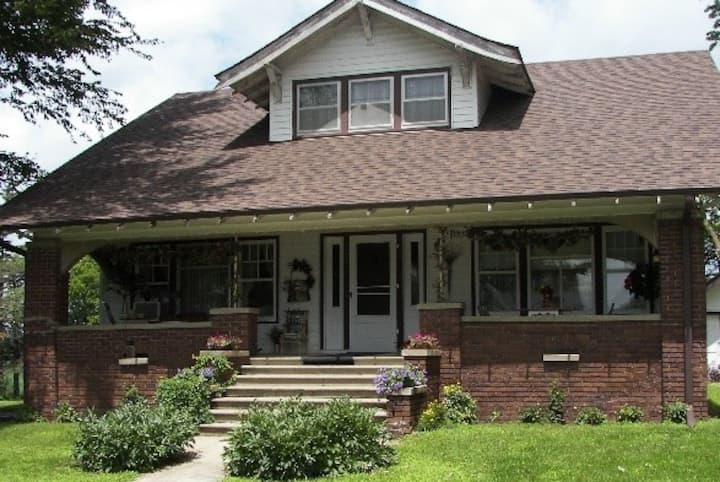 Guest House Arthur Iowa LLC, Main Level
