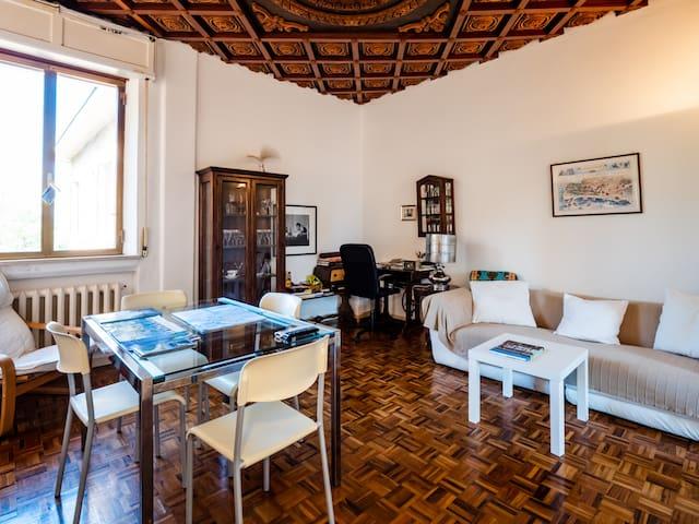 Appartamento intero, nel centro di Ancona