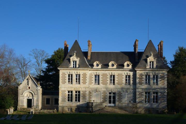 Château du Bois Rignoux, gîte XXL