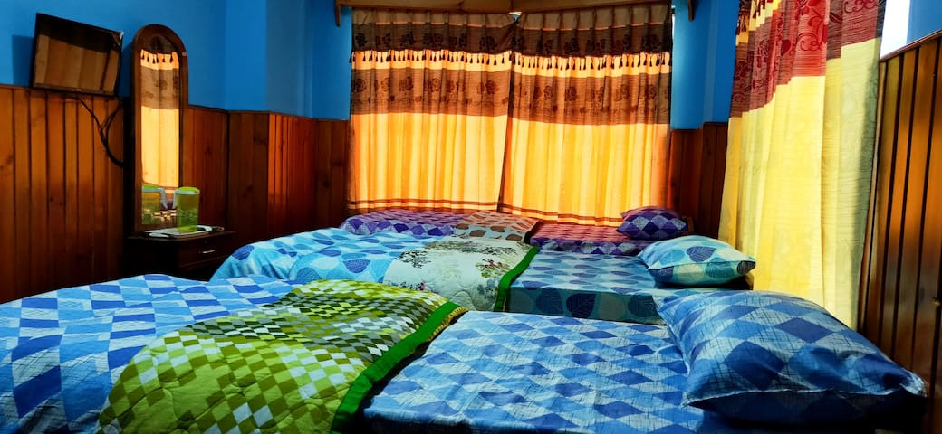 Riverside Guest house:Serviced apartment, Thimphu