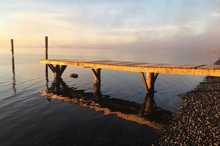 Alice Bay. a saltwater beach stay