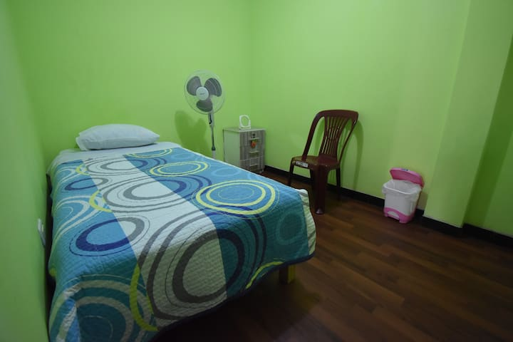 Private single room, Near the airport