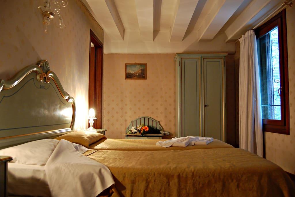 Coccola veneziana chambres d 39 h tes louer venise for Chambre hote 94