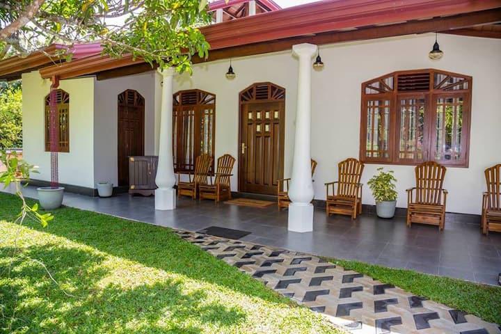 Nenasilu - Sri lankan Villa (Entire Villa)