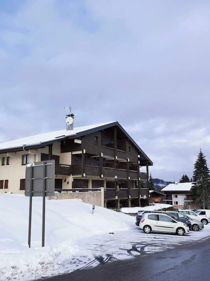 Appartement station d'Hirmentaz, Haute-Savoie