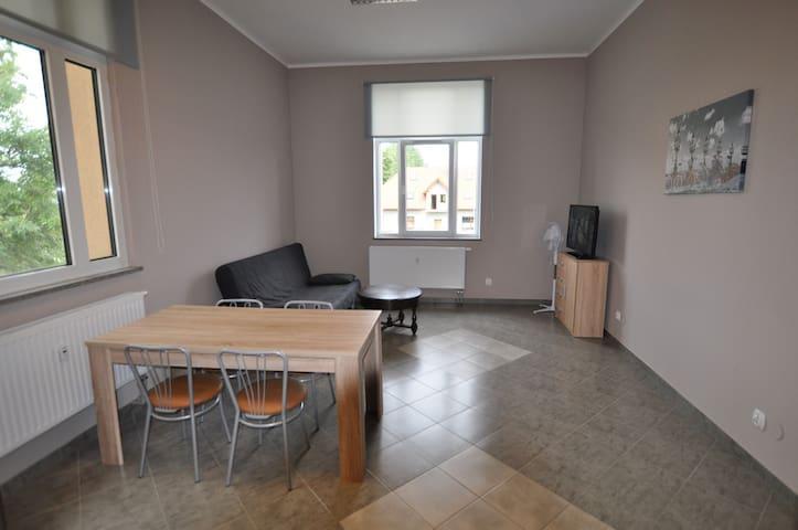 Tanie Noclegi Góry Sowie Apartament 44 m2