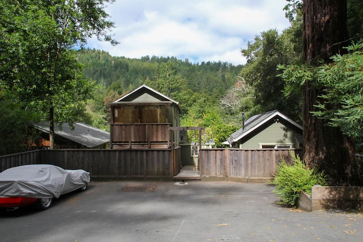 Cozy cottage at the river - Guerneville - Wohnung