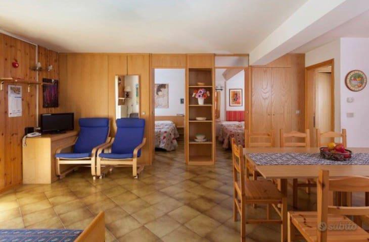 Appartamento passo San Pellegrino Moena
