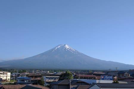 Hostel Mt. Fuji - Fujiyoshida-shi - Hostel