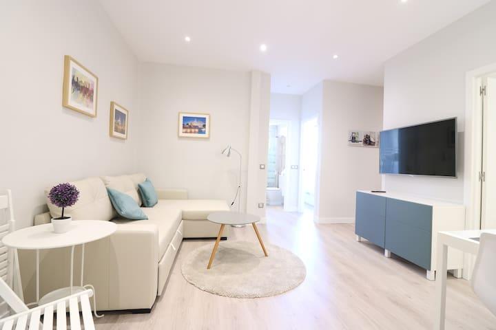 Madrid Rio - Apartment 7 pax- 60m2