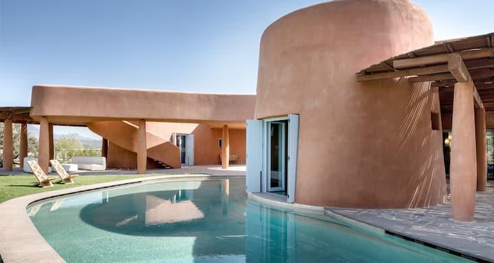 Villa Palas, Luxury and Design