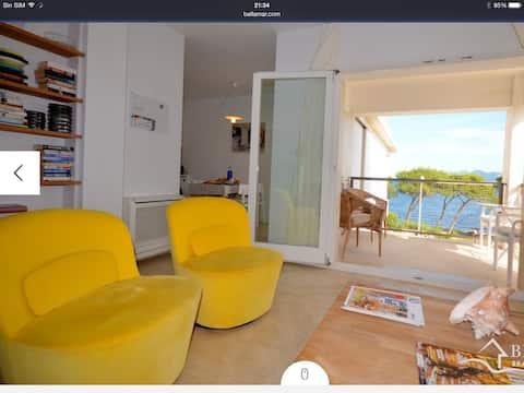 Seafront Apartment Apartamento VIsta al Mar