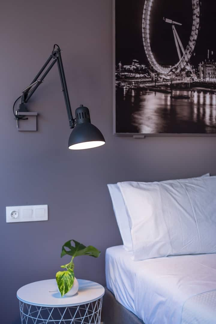 Deluxe double room 3- Still Athens hotel