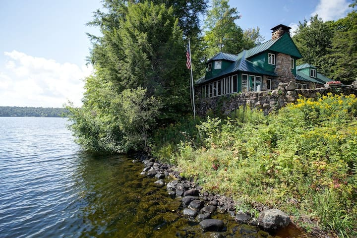 The Lake House at Fieldstone