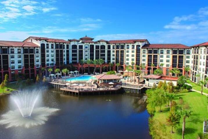 Sheraton Vistana Villages 1 Bedr #3 - Orlando - Apartment