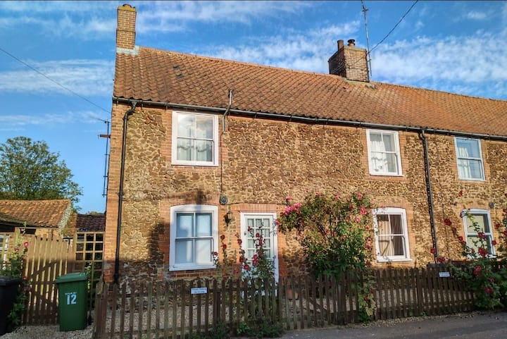 Pretty North Norfolk Cottage