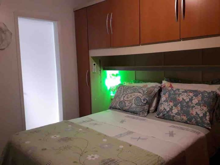 Apartment close to Iguatemi mall