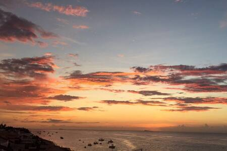 Beautiful condo, front beach!! Yucatán, Mexico - Chicxulub Puerto - อพาร์ทเมนท์