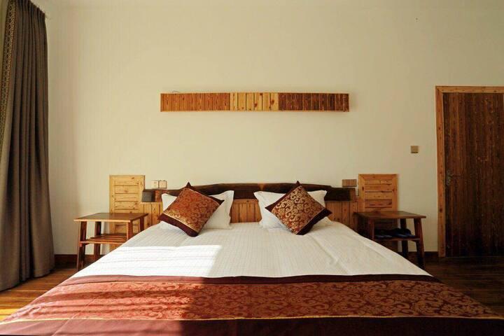 莫干山,清风小院,大床房2