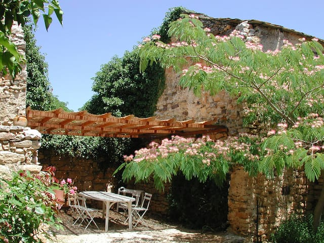 lagarrigueminervoise - La Caunette - Natur-Lodge