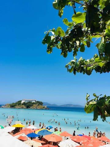 Aluguel Temporada Cabo Frio