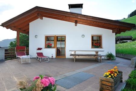 Komfortables Ferienhaus, ruhig gelegen - Lüsen