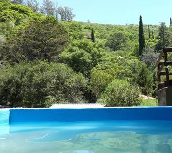 Casa De Invitados En Rio Ceballos