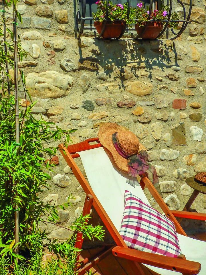 Relax con panorama sul Chianti - Chianti relax + view!!