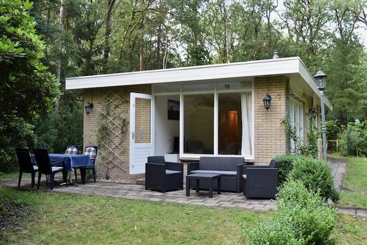 Op zoek naar gemak en rust in je eigenboshuisje?