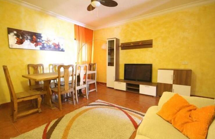 Gran apartamento ideal para viajes con niños - Santa Cruz de Tenerife - Apartament