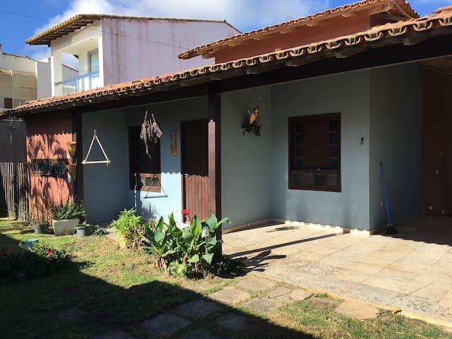 Casa Guriri Praia 02 quartos de casal