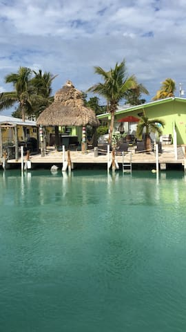 Vacation house in the Florida Keys