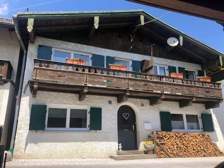 Ferienhaus an der Loisach (Garmisch-Partenkirchen)