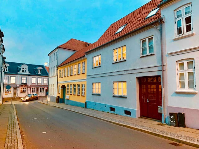 Apartment in the center of Horsens