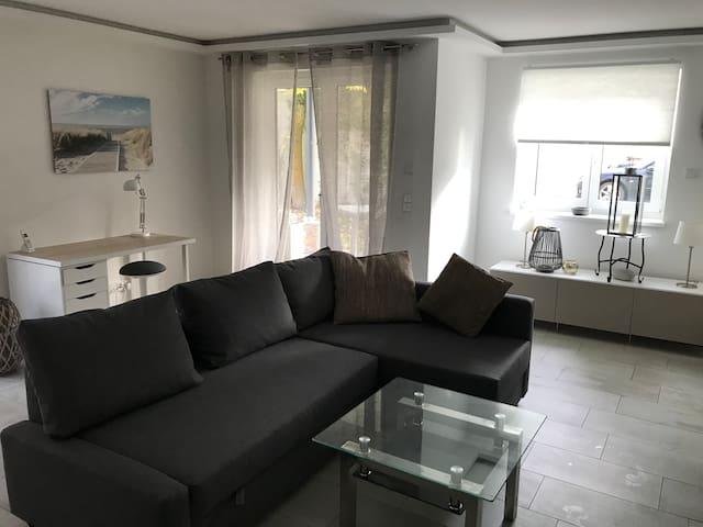 Zwei Zimmer Wohnung in moderner Neubau-Wohnanlage