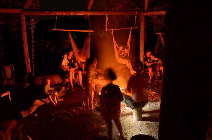 Dedetepe Organic Farm - Adatepe Köyü - Bungalow
