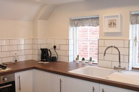 A character 1 bed apartment in central Belper