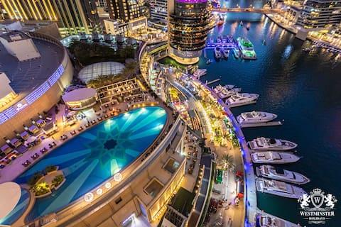 Huge One Bedroom @ Address Residence Dubai Marina