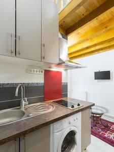 Modern duplex studio - Nanterre - Haus