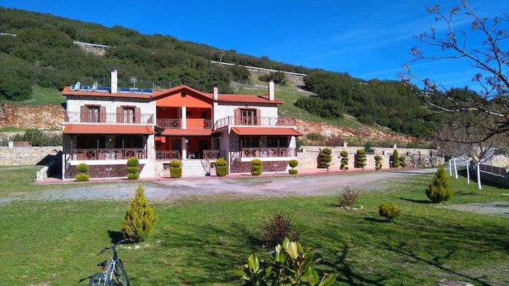 Villa Ariadni Kalavryta 35τμ 1ου ορόφου