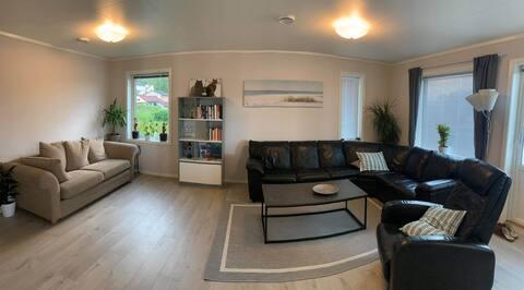Big apartment in Ørsta: Hildeplassen 4b.