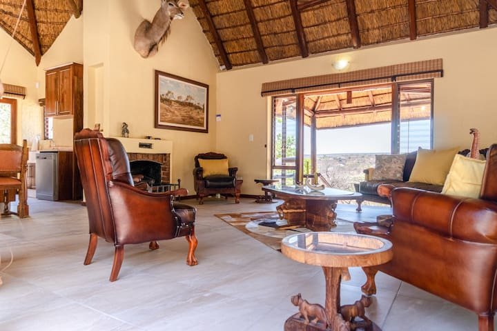 Kudu Lodge @ Mabalingwe Nature Reserve