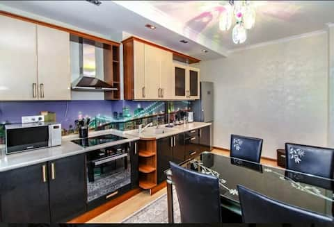 Amazing apartment near to center of the city