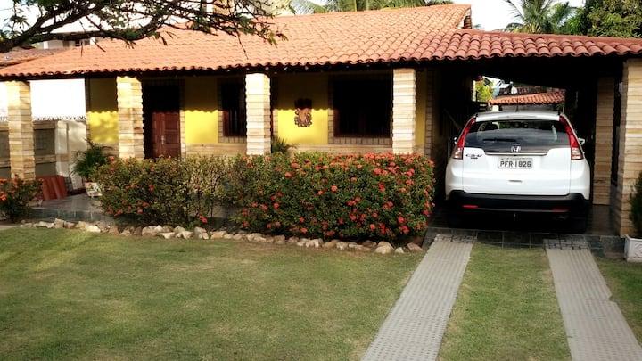 Belíssima casa Porto de Galinhas com Piscina