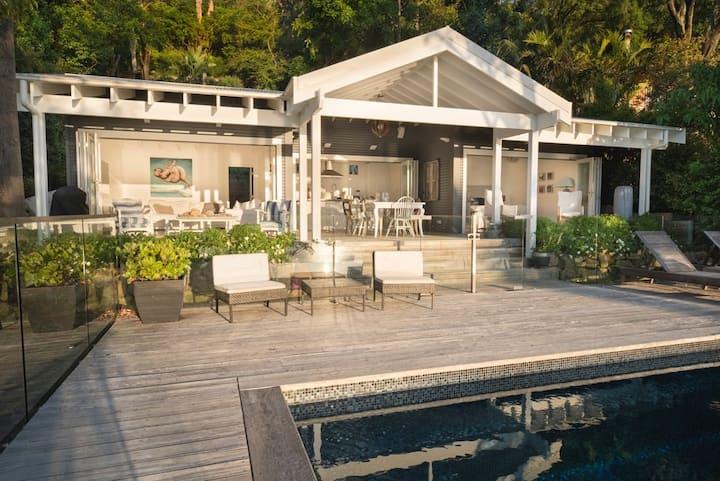 The Secret. Stunning Palm Beach Getaway