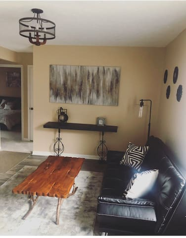 A Home away from home . Renovated , Stylish, Clean