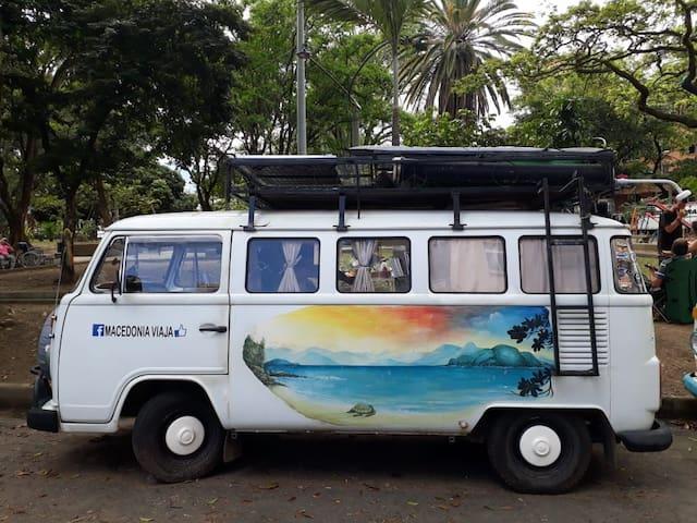 Kombi Home, experiencia van life