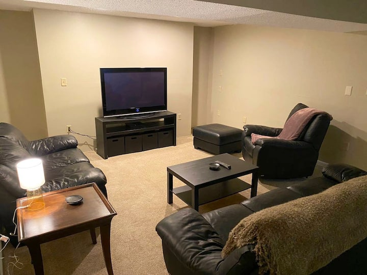 Spacious Two Bedroom Experience in Kansas City